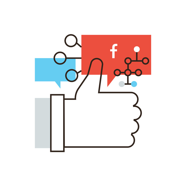Facebook oldalak kezelése