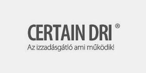 certain-dri