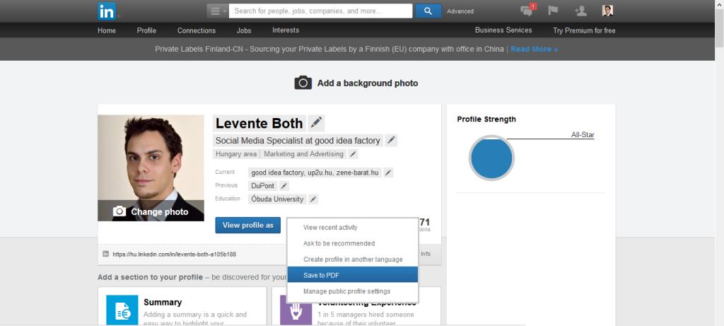 linkedin-pdf