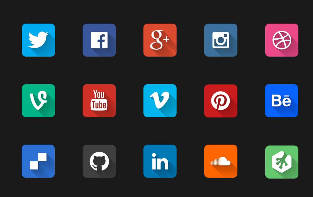 közösségi média oldalak